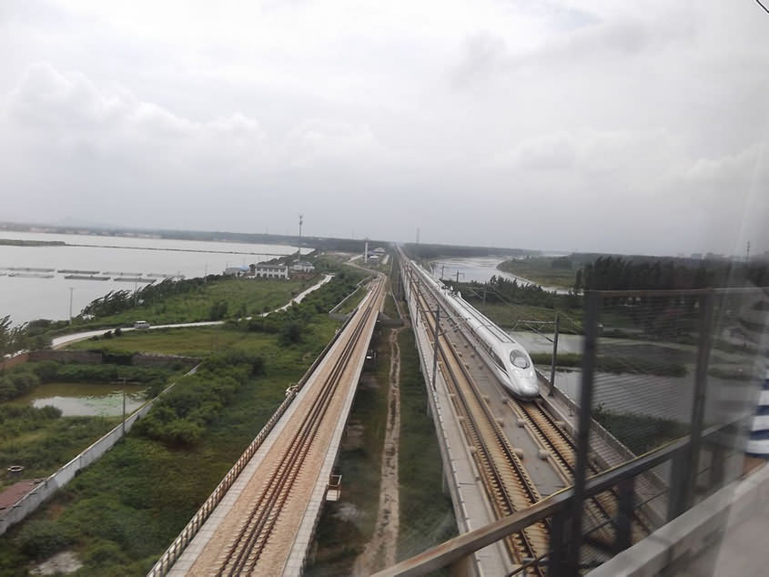 Application of Self Drilling Anchor Retaining Wall in Longhai Railway