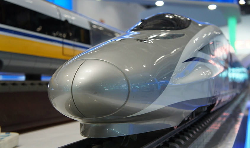 The First High-Speed Rail Between Malaysia and Singapore