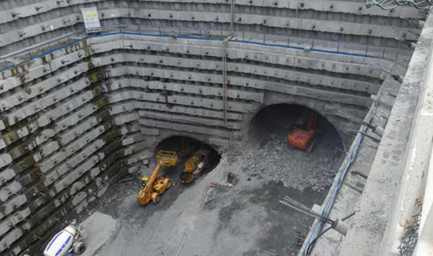 Eurasia Tunnel will open in December