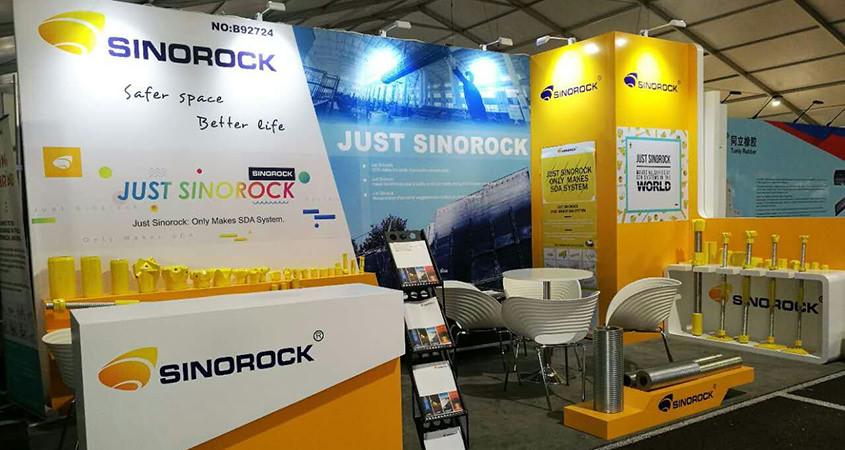 Sinorock at CONEXPO-CONAGG 2017